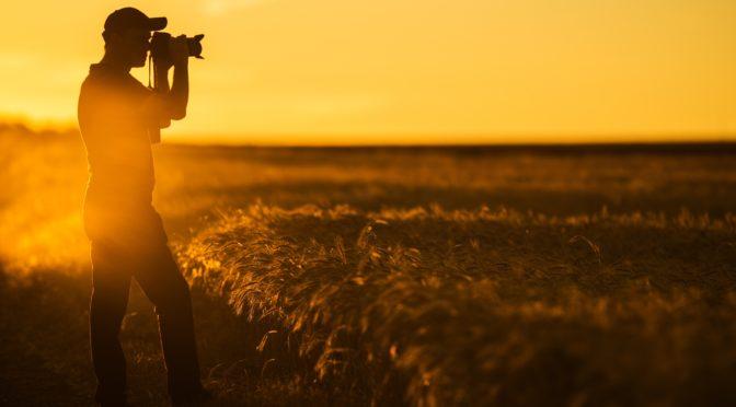 złota godzina w fotografii
