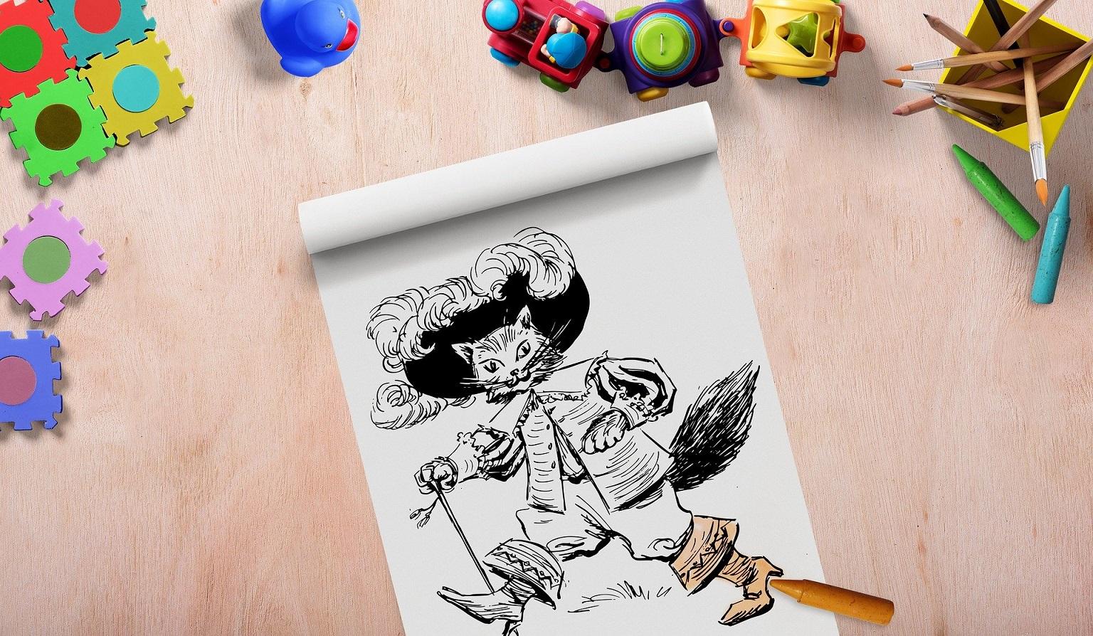 Książki dla dzieci online