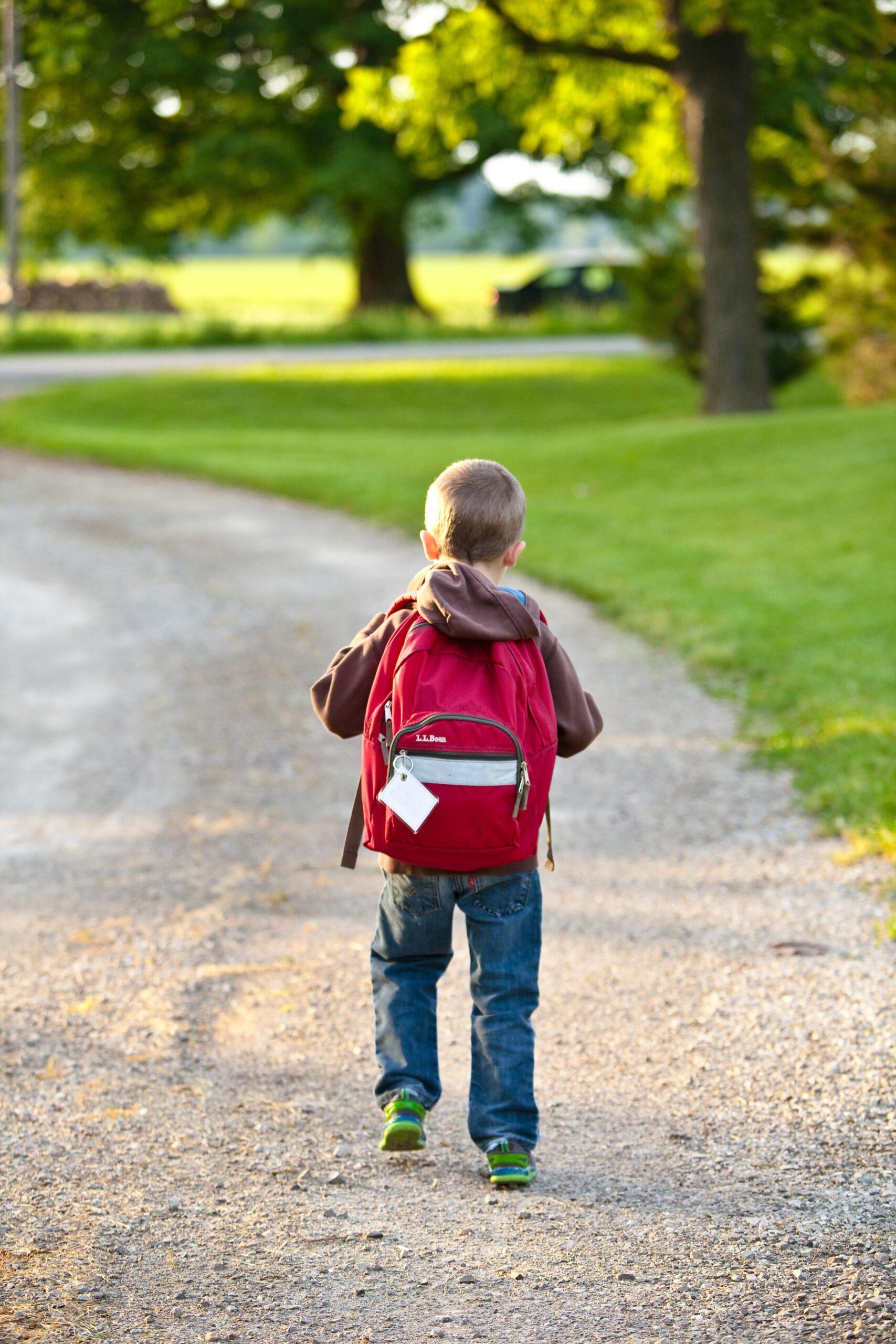 powrót dziecka do szkoły